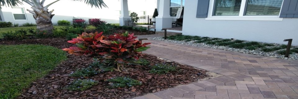 Modern landscaping adds cub appeal.